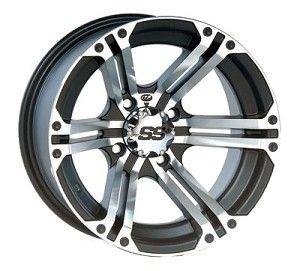 "ITP SS212 ATV Wheels - 12"" Machined"