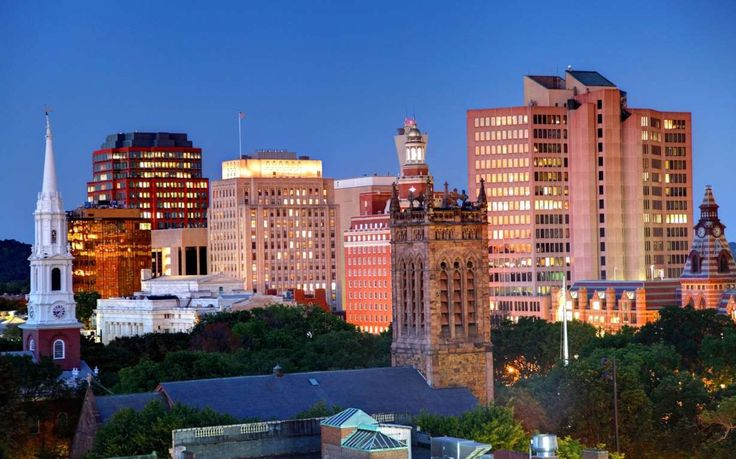 New Haven, Conn. Incentives: Down-payment assistance, loans for home renovation, and free in-state college tuition - iStock