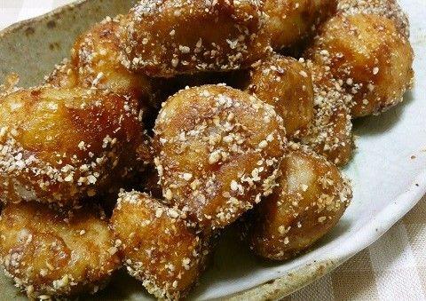 食物繊維も豊富で年間を通して流通している里芋。お弁当おかずにも、晩酌のお供ににぴったりなおかずです!