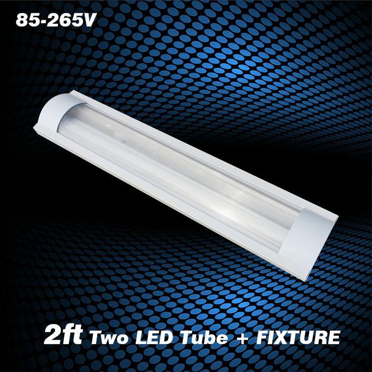 Led Light Fixture Cover: 25+ Best Ideas About Fluorescent Light Fixtures On