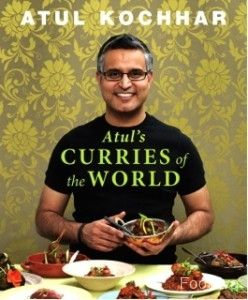 Atul's Curries of the World cookbook
