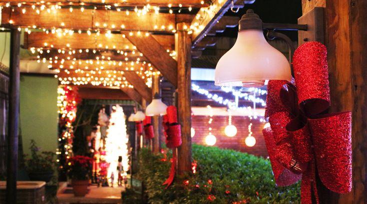 1000 images about la navidad on pinterest christmas - Decoracion fiesta navidena ...