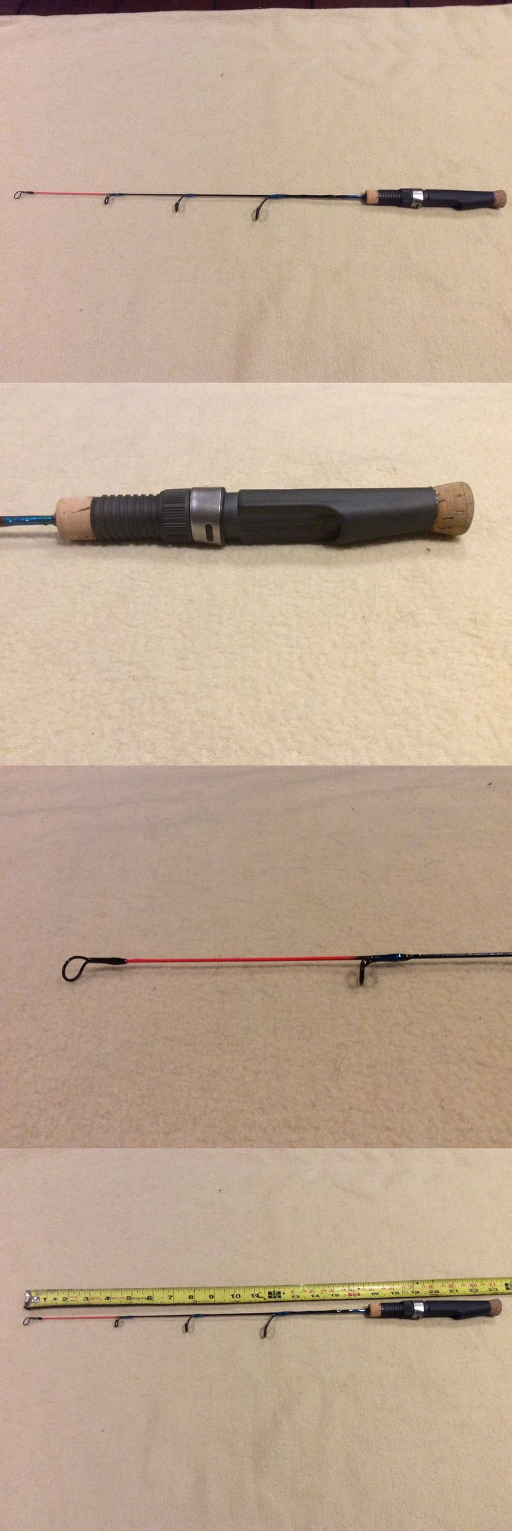 Ice Fishing Rods 179947: Custom Ice Fishing Rod -> BUY IT NOW ONLY: $54.98 on eBay!