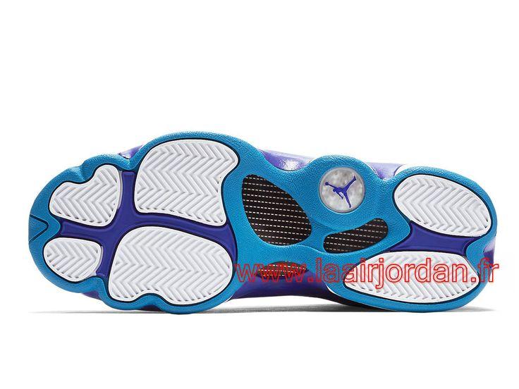 Air Jordan 13/XIII Retro GS Chaussures Air jordan 13 Prix Pour Femme/enfnat Hornets Cp3 824246-405