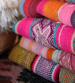 the colors of south american markets
