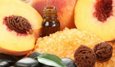 Свойства персикового масла и применение для лица