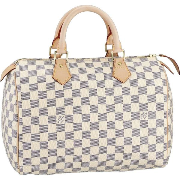 Louis Vuitton Damier Azur Canvas Speedy 35 N41535