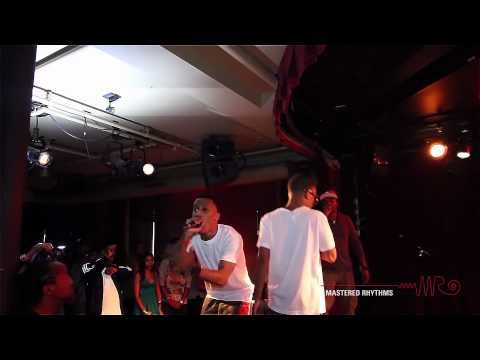 A&R Report Presents: Who Got Next? Live at Hard Rock Cafe (Toronto) - A-GAME - YouTube