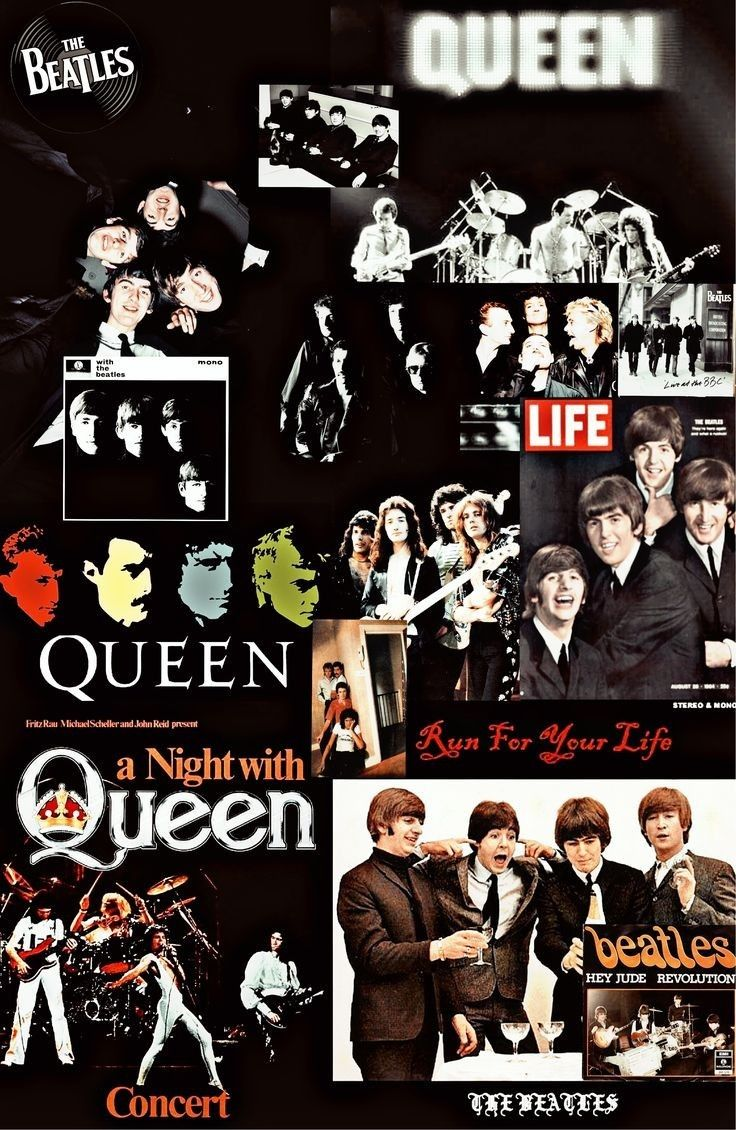 Pin By Dominique Liberati On Queen Beatles Wallpaper Queens Wallpaper Band Wallpapers