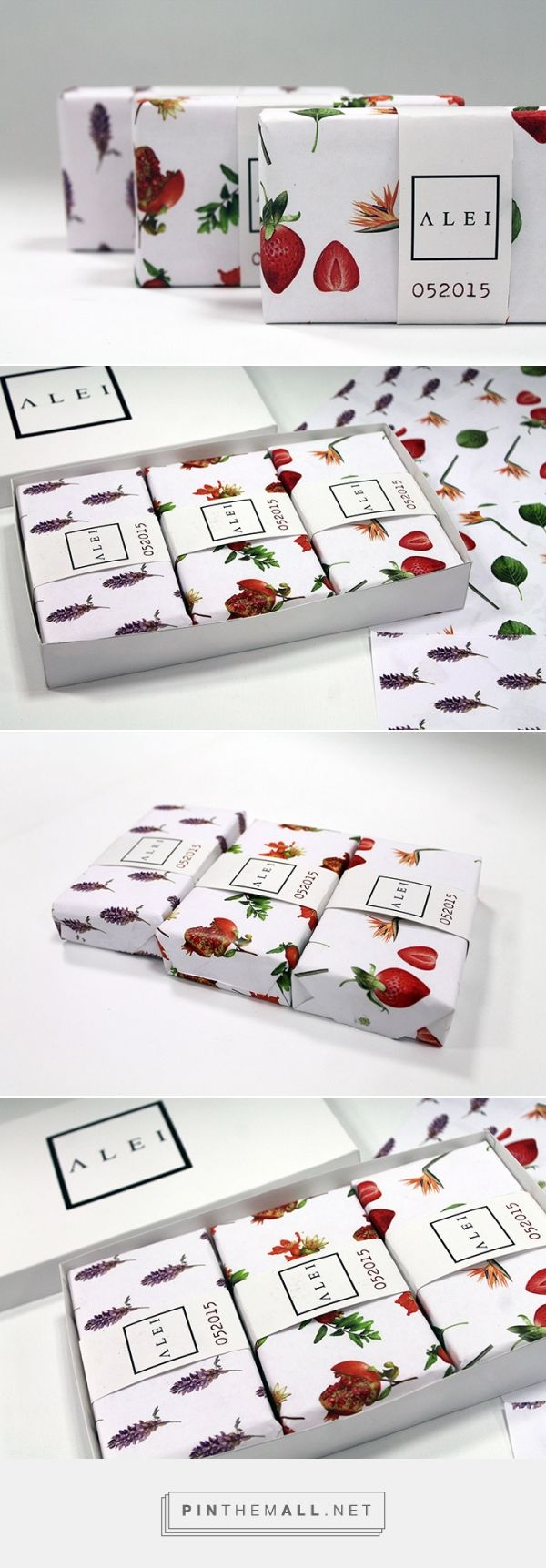 ALEI handcrafted soap designe by Manolo Rangel. Pin curated by #SFields99 #packaging #design