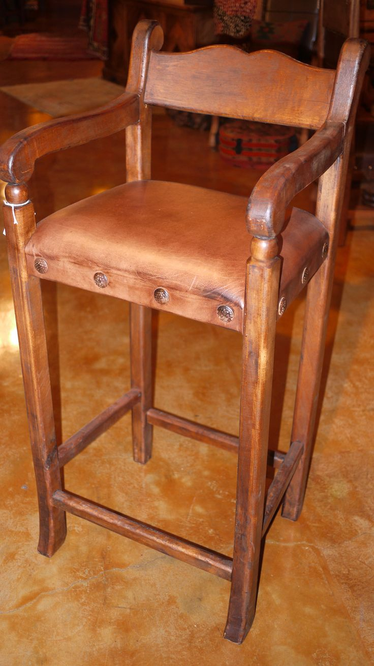 Mesquite Bar Stool Kitchen project
