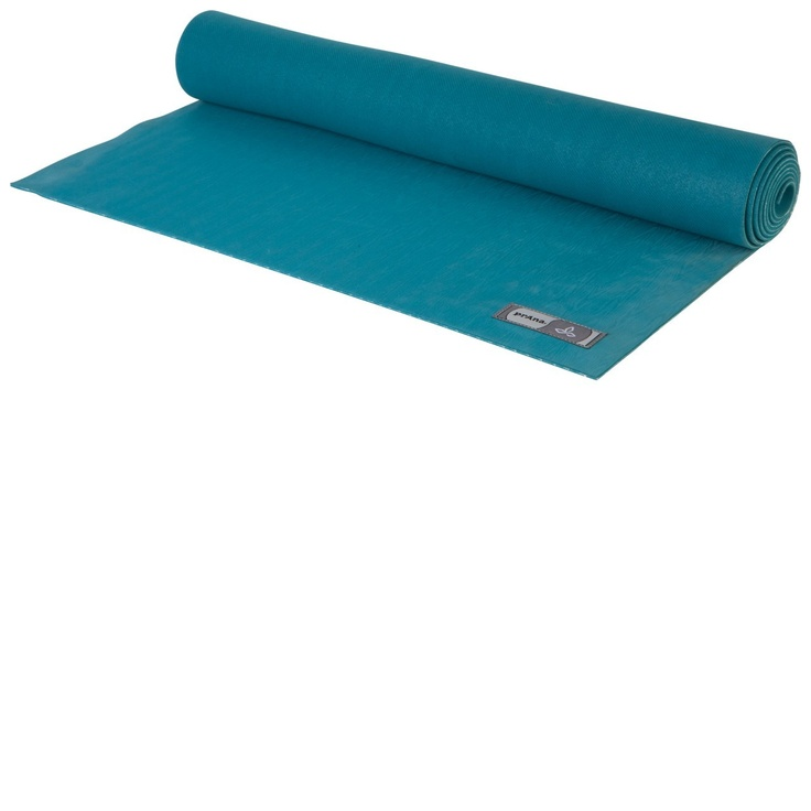 prAna Indigena 100% rubber mat in deep blue - the Rolls-Royce of mats! http://www.kamalaom.com/prana-indigena-natural-yoga-mat-deep-blue/)