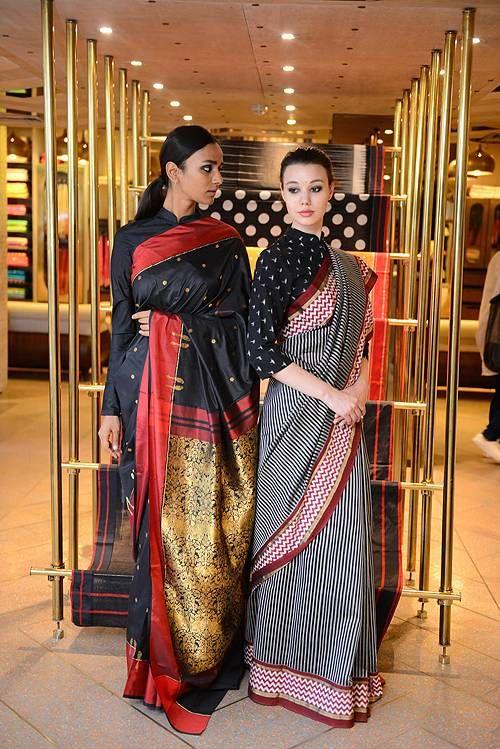 Most women CEOs prefer the saree as their corporate attire, says designer Rajesh Pratap Singh