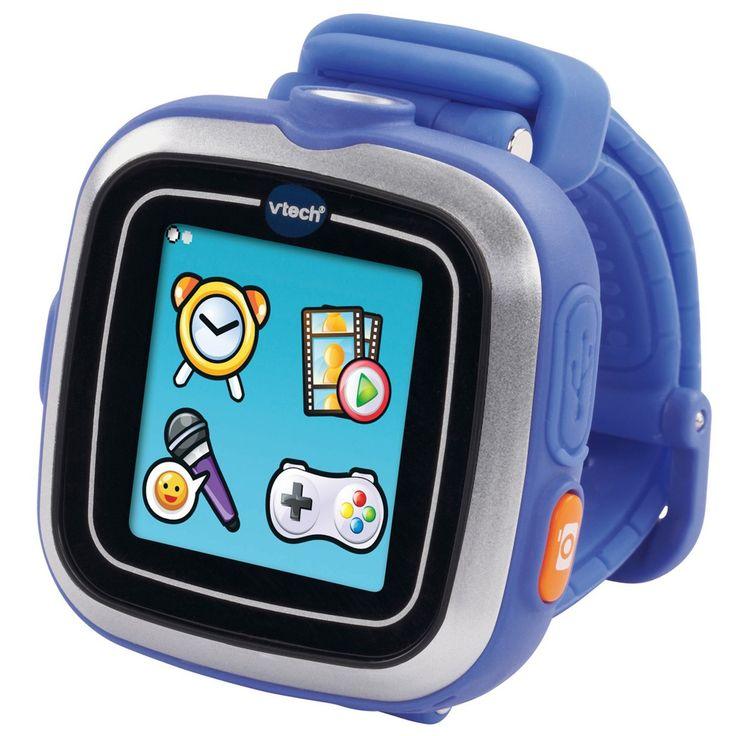 Kidizoom: Eine Smartwatch für Kinder