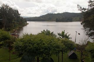 Why not?: Lake Bunyonyi, the second deepest lake in Africa