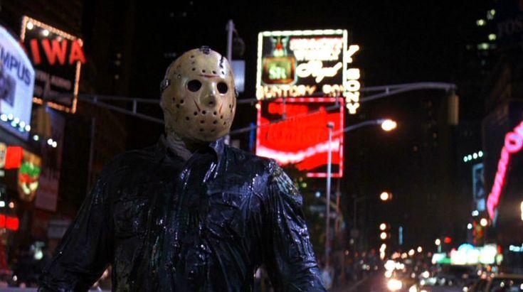 FRIDAY THE 13th PART VIII: JASON TAKES MANHATTAN (Viernes 13 parte VIII: Jason toma Manhattan)