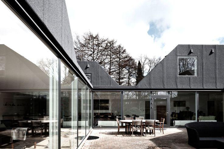 Leth & Gori, Stamers Kontor · Roof House · Divisare