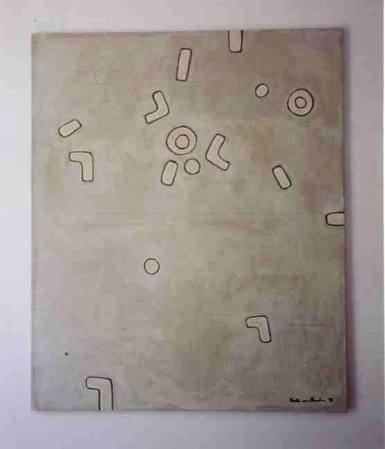 Kuba. Acrylic and oil on canvas. 1,2mx1m.