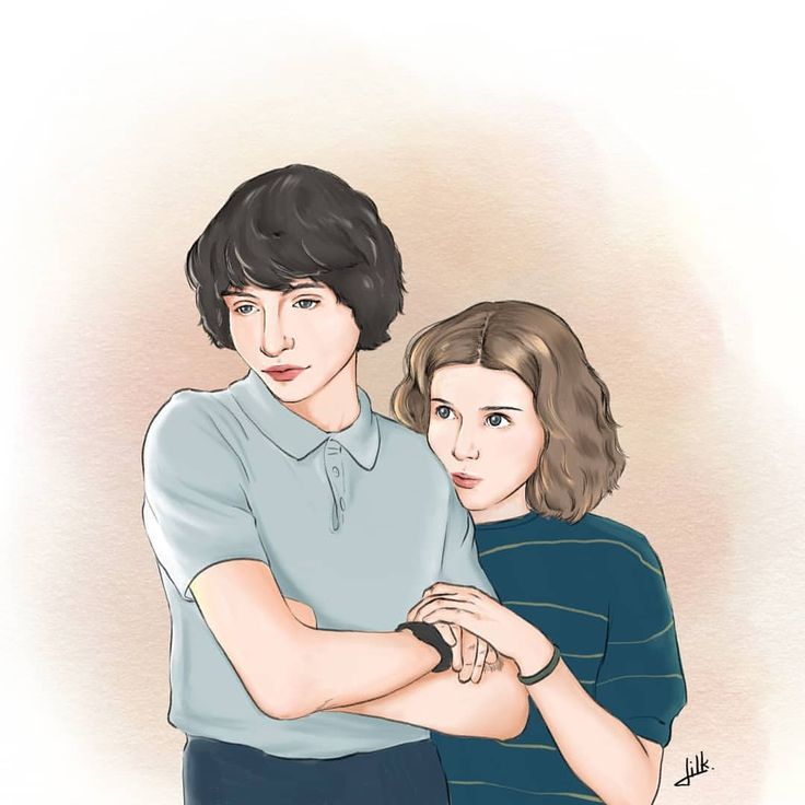 Stranger Things Mike And Eleven By Alwayssketch Finn Wolfhard Millie Bobby Brown Season 3 Fanart New Ideas Eleven Stranger Things Art Stranger Things Fanart Eleven Stranger Things Drawing