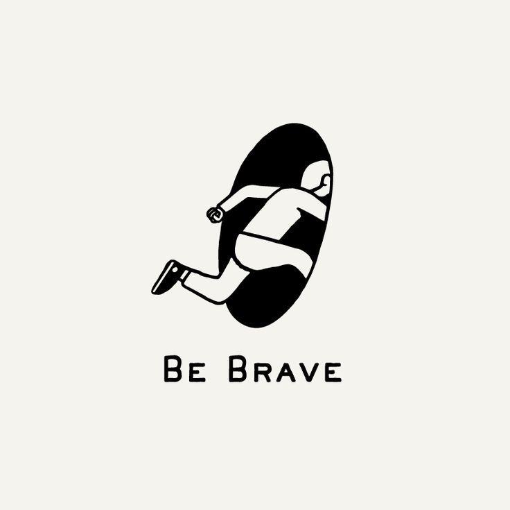 Be Brave Chris DeLorenzo