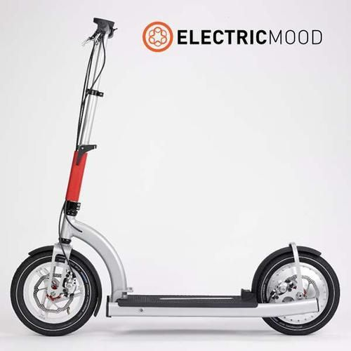 ElectricMood Lightweight Foldable Urban E-Scooter scooter