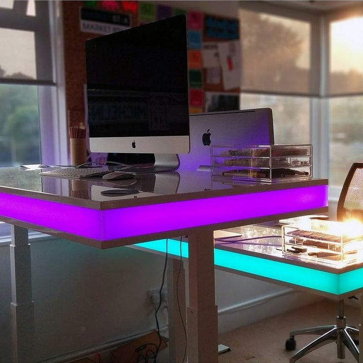 TableAir Interactive Desk