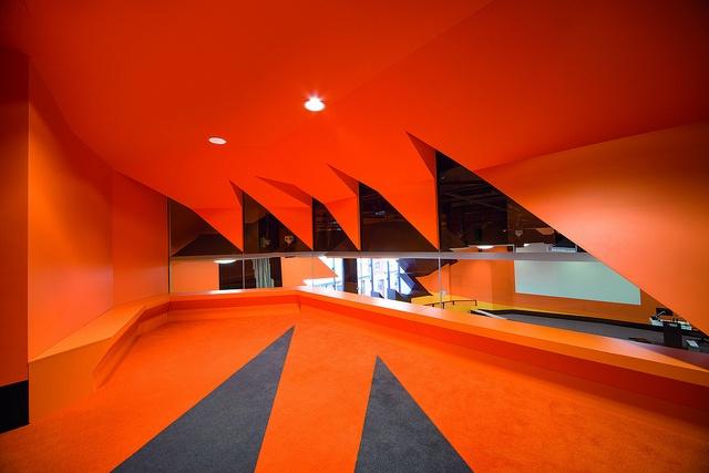 Interesting spaces by RMIT University, via Flickr