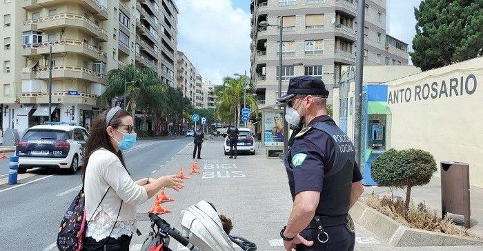 La Policía Local De Motril Endurecerá Los Controles Por Los Incumplimientos De Las Normas De La Fase De Desescalada Policía Local Policía Sector Turistico