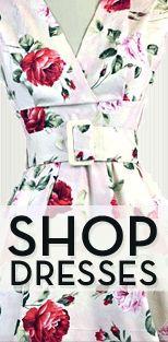 Shop Pin Up Dresses!