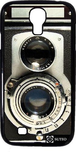 Coque Pour Samsung Galaxy S4 Mini Appareil Photo Retro REF 664 | eBay