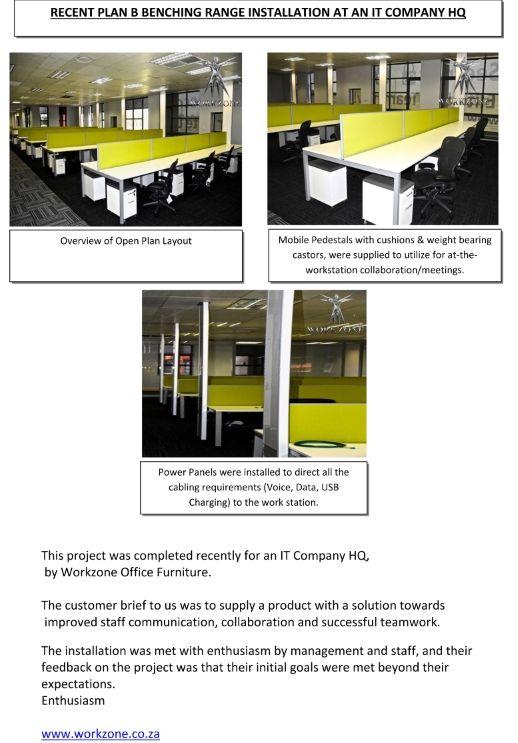 IT Company Installation