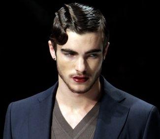 TNBT: Finger Waves. Hairstyle MenMenu0027s ...