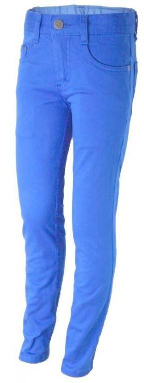 Spodnie bawełna -POLSKA HEMELOS blue
