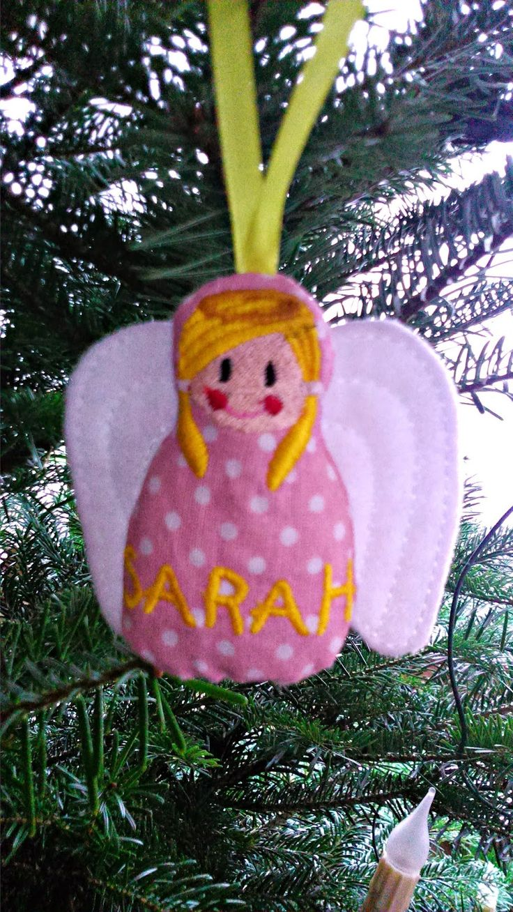 Engel für Weihnachtsbaum