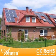 Anern 3kw Residential Solar System For Home Electricity Powered. Price:$4000 #solarpoweredgenerator