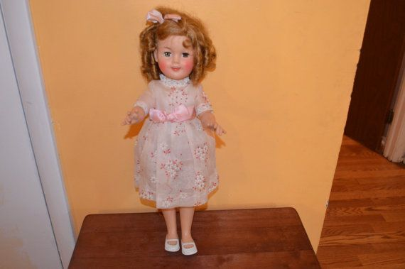 Ideal SHIRLEY TEMPLE by KNIGHTLYTREASURES on Etsy
