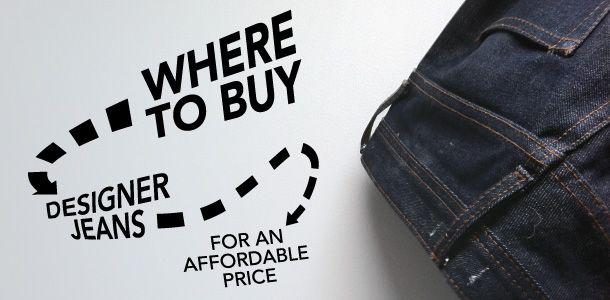 how to get cheap designer