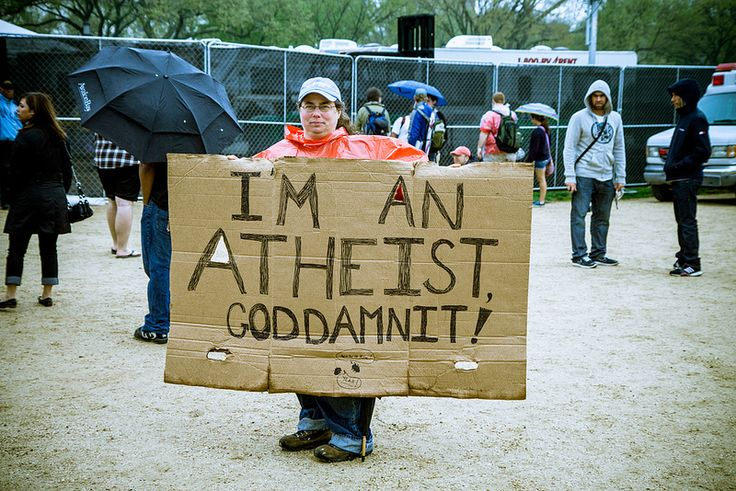 The number of American atheists may be significantly underreported. Religion was a major backdrop in the 2016 election. Donald Trump campaigned hard in white Christian America, promising voters that he would essentially turn back the clock to an America when religion and Christians overall were more influential in the country.