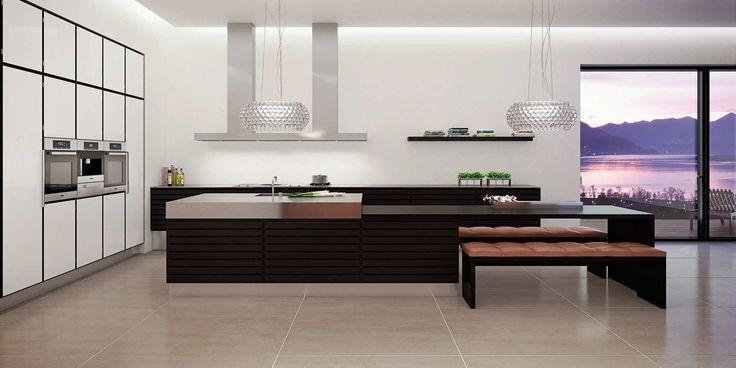 Billedresultat for unoform grey kitchen