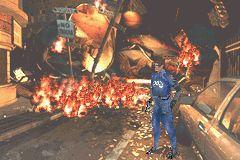 Démo technique de Resident Evil 2 (GBA)