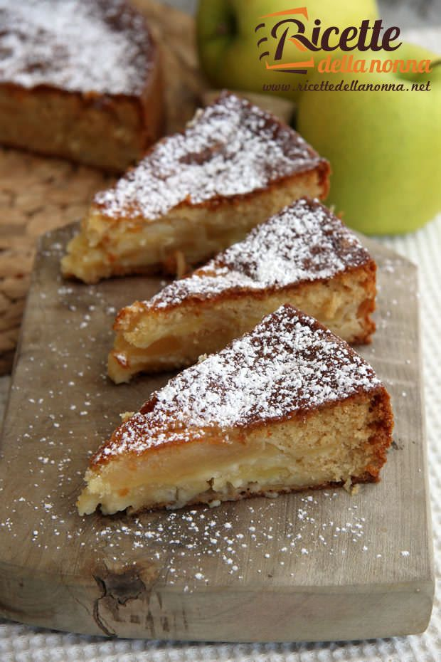 Torta di mele di nonna Tilde