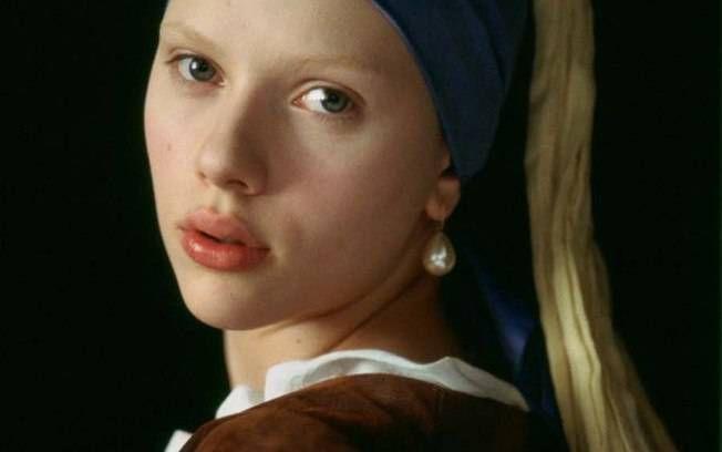 Scarlett Johansson é a protagonista de Moça com Brinco de Pérola