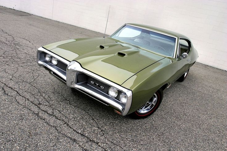 The Rarest Gto You May Have Never Wanted Hemmings Daily Gto Pontiac Gto Pontiac