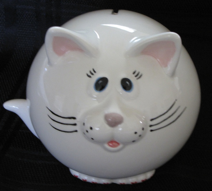 123 Best Images About Piggy Banks On Pinterest Ceramics