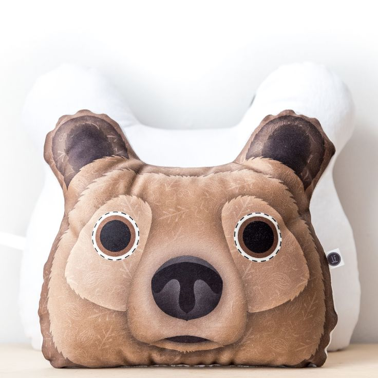 This cushion is perfect to decorate any room or to keep you company