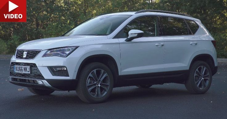 This Review Finds SEAT's 2017 Ateca SUV Practical & Sporty, But Not As Good As VW's Tiguan #Reviews #SEAT