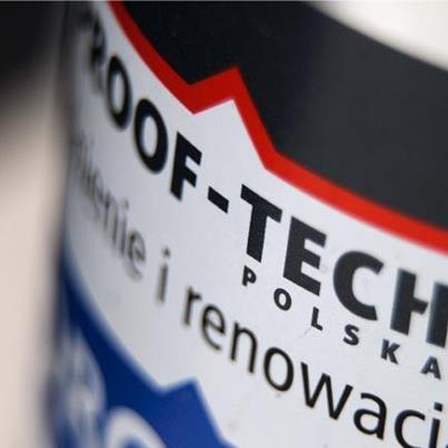 Firma Proof-Tech Sp. z o.o. z siedzibą w Szałszy (k. Gliwic) jest producentem środków do uszczelniania i renowacji dachów z grupy HYDRONYLON