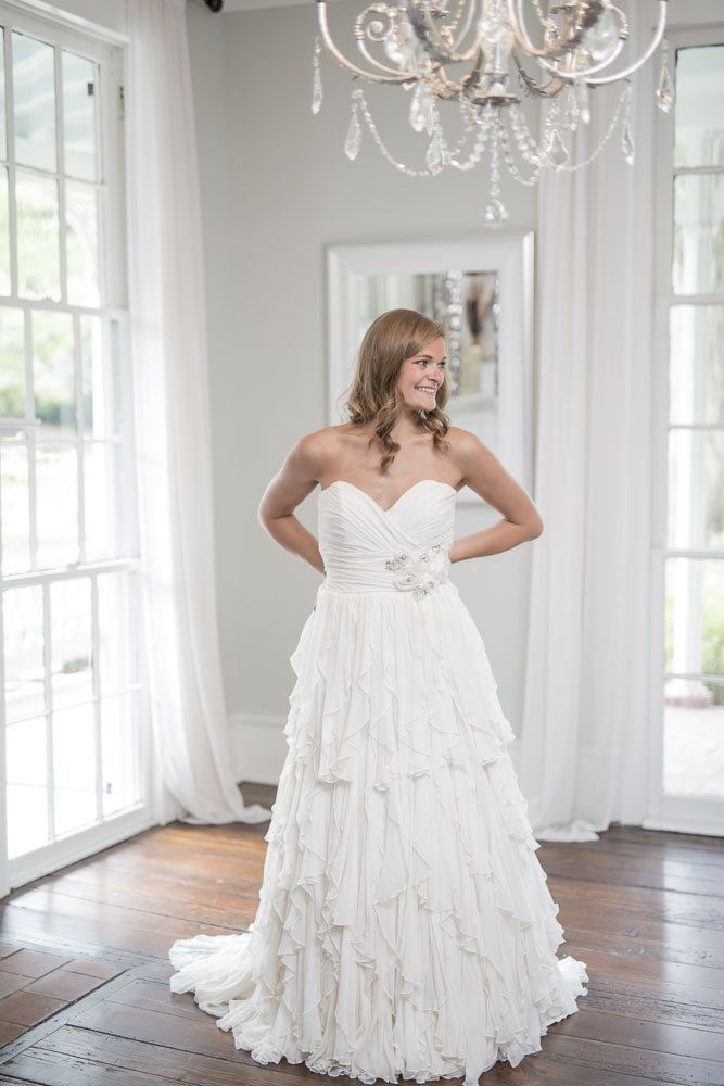 Rent OR Buy this Jim Hjelm - JH8105 - wedding dress on borrowingmagnolia.com.  Before you commit, try it on at home for just $40.   Rent wedding dresses online.  Buy used wedding dresses online.  Save money on designer wedding gowns.