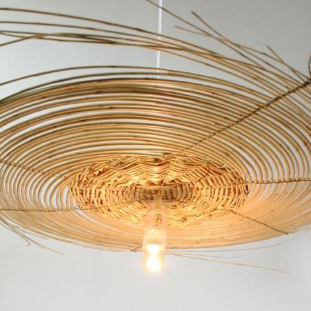 25 best ideas about suspension osier on pinterest d cor for Lustre en osier