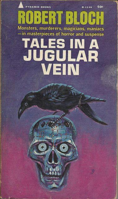 Uncle Doug's Bunker of Vintage Horror Paperbacks